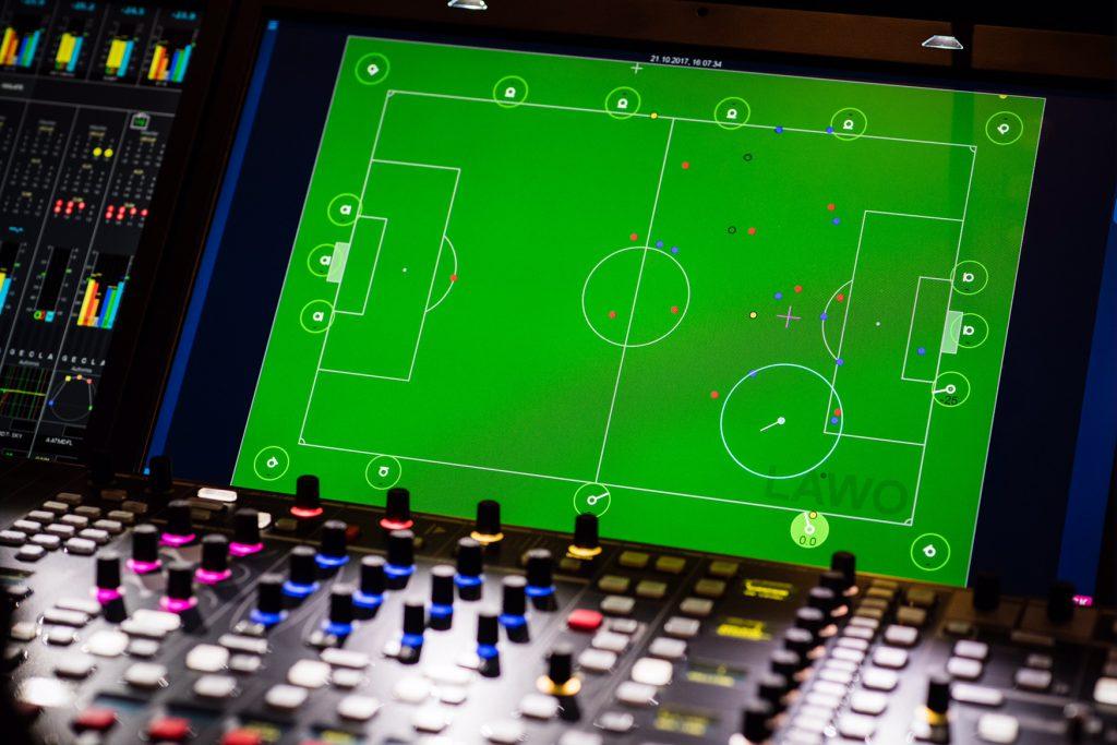 Lawo, Bundesliga, broadcast